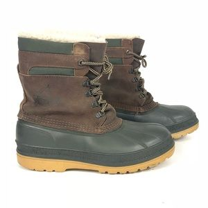 Kamik Insulated Winter Snow Boot with Steel Shank